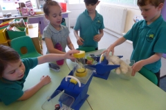 Measuring and comparing mass